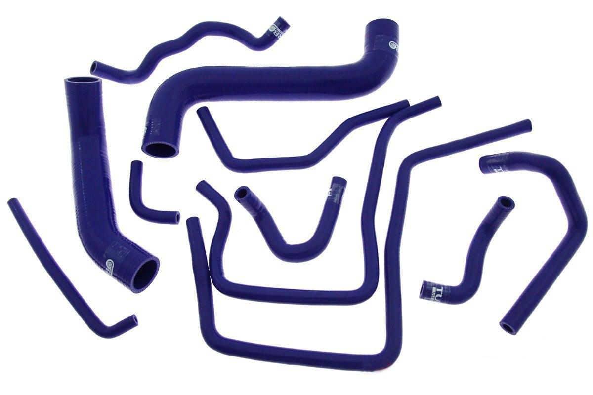 Przewody Silikonowe Subaru Impreza WRX STI 00-05 TurboWorks Woda - GRUBYGARAGE - Sklep Tuningowy
